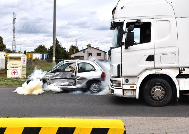 Życie po wypadku drogowym