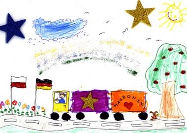 Wyniki konkursu plastycznego dla dzieci Klientów Maszoński Logistic