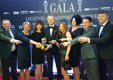 Maszoński Logistic Liderem Logistyki w XIV edycji badania Operator Logistyczny Roku