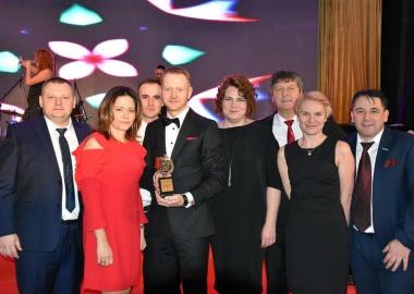 Firma Maszoński Logistic została zdobywcą nagrody Lider Logistyki w kategorii Lojalność klientów w programie badawczym Operator Logistyczny Roku