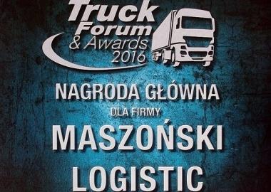 Najefektywniej zarządzana firma transportowa 2016
